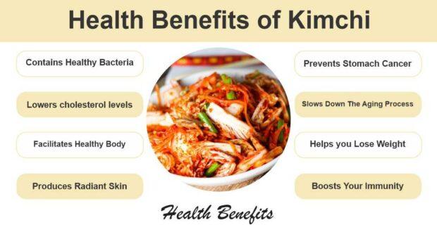 9 Amazing Kimchi Health Benefits